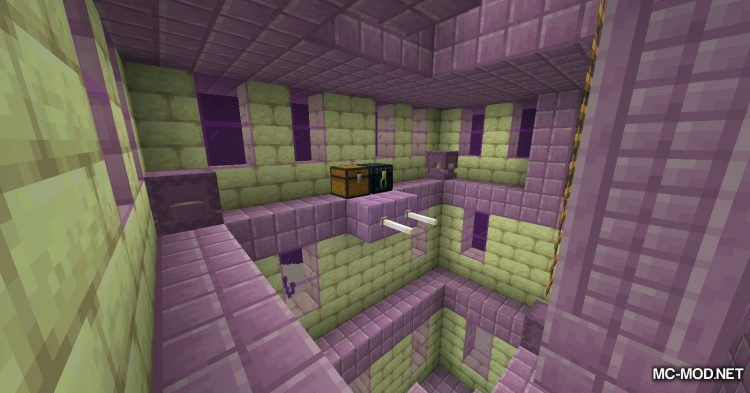 Curious Shulker Boxes mod for Minecraft (11)