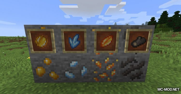 Druidcraft mod for Minecraft (19)