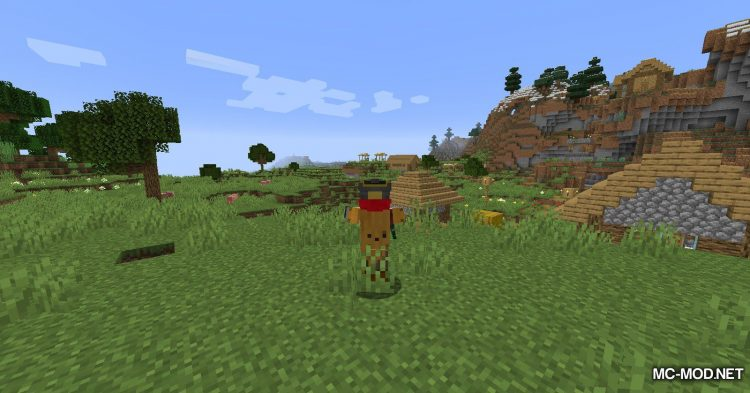 Extra Bows mod for Minecraft (17)