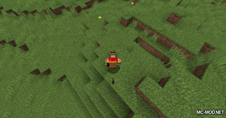 Extra Bows mod for Minecraft (18)