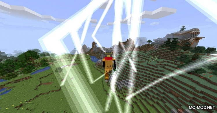 Extra Bows mod for Minecraft (22)
