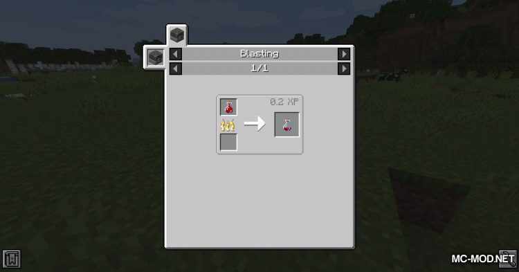 Extra Enrichments mod for Minecraft (11)