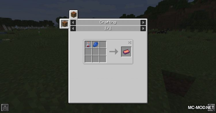 Extra Enrichments mod for Minecraft (12)