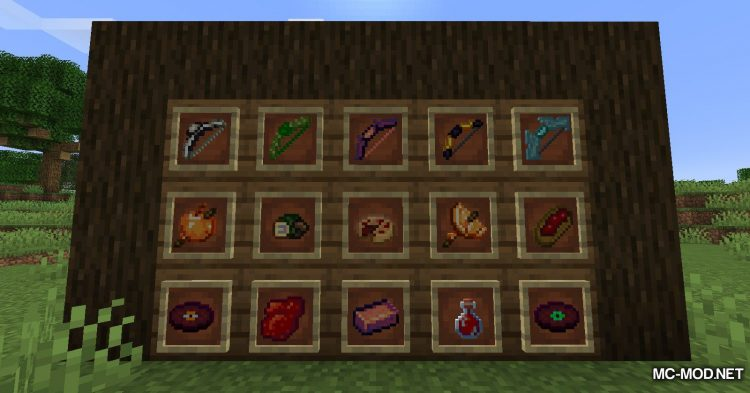 Extra Enrichments mod for Minecraft (20)