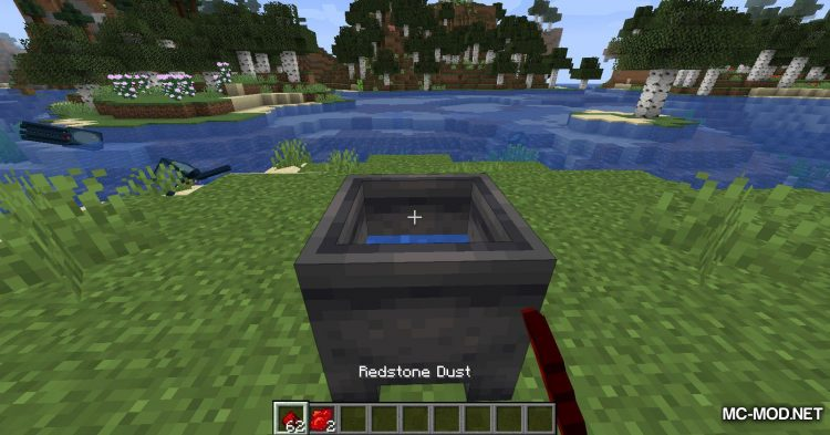 Extra Enrichments mod for Minecraft (9)