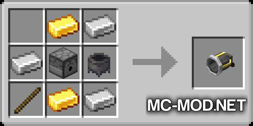 Jack-O_-Launcher mod for Minecraft (1)