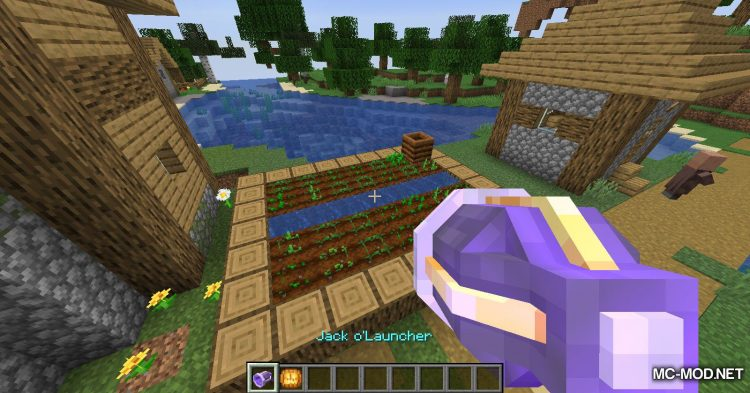 Jack-O_-Launcher mod for Minecraft (12)