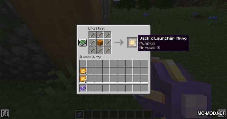Jack-O_-Launcher mod for Minecraft (16)