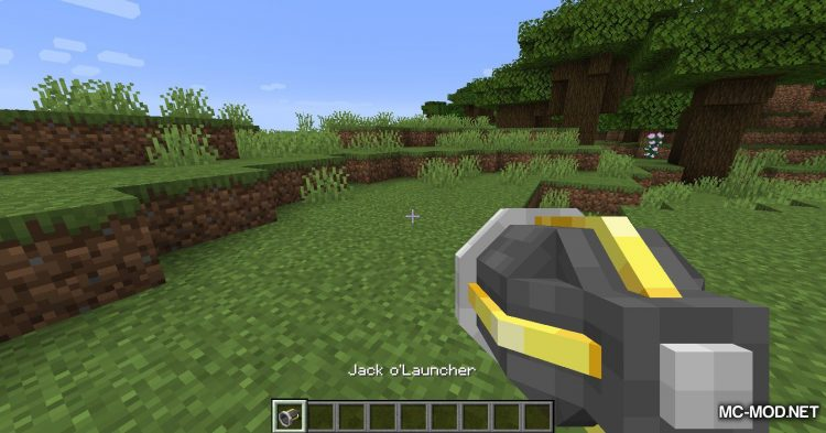 Jack-O_-Launcher mod for Minecraft (2)