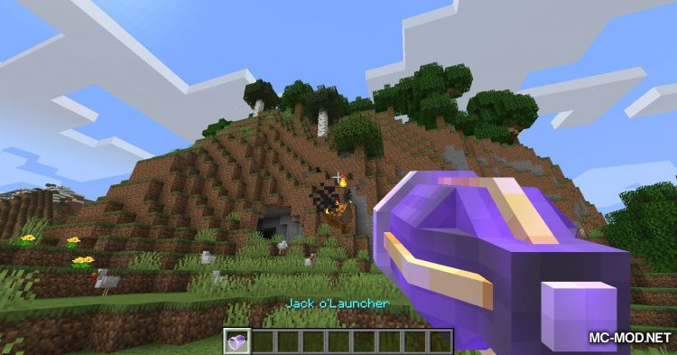 Jack-O_-Launcher mod for Minecraft (21)