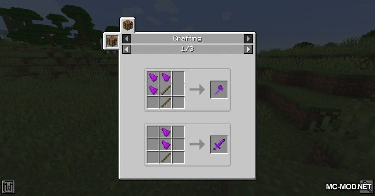 Lucky Ores mod for Minecraft (13)