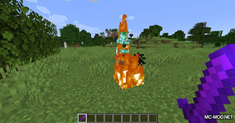 Lucky Ores mod for Minecraft (20)