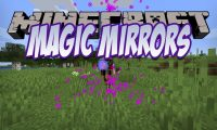 Magic Mirrors mod for Minecraft logo