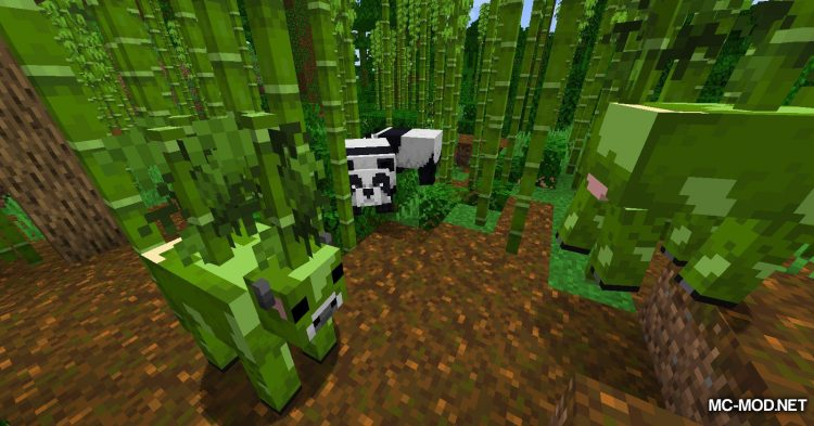 Mooblooms mod for Minecraft (10)