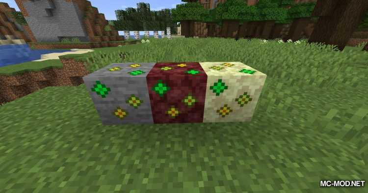 More Ores in ONE mod for Minecraft (13)