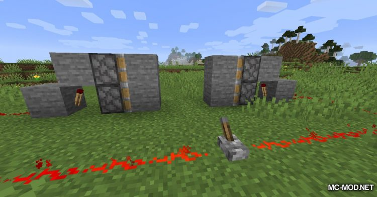 Mute Pistons mod for Minecraft (9)