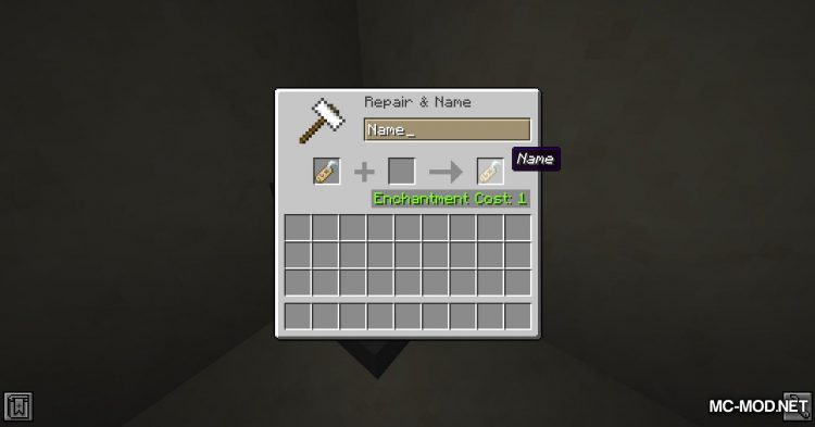 Nametags Without Anvils mod for Minecraft (4)