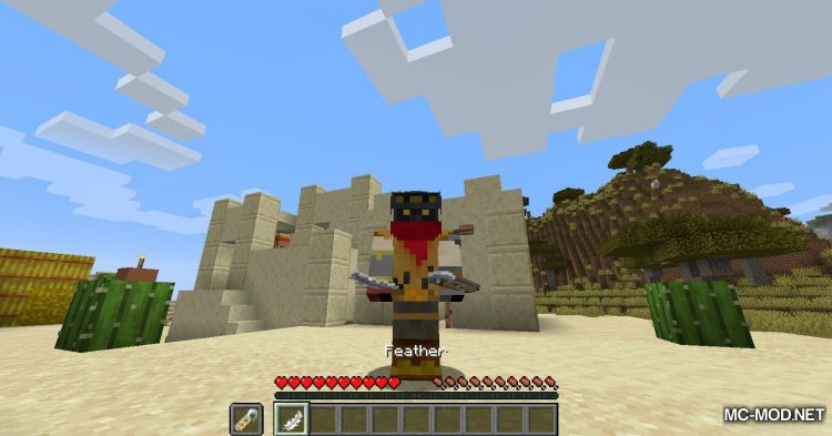 Nametags Without Anvils mod for Minecraft (6)