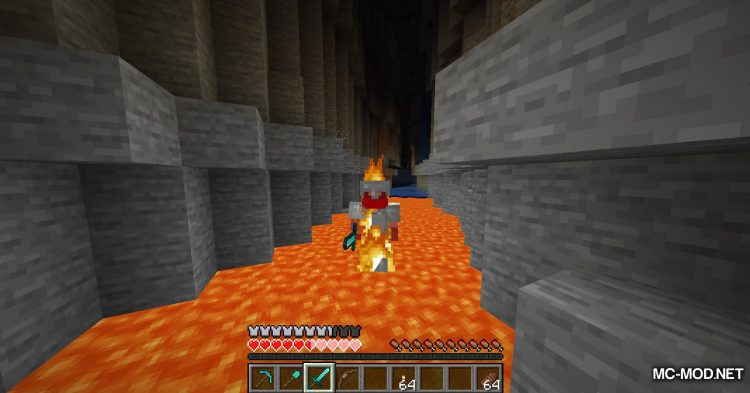 Personal Effects mod for Minecraft (8)