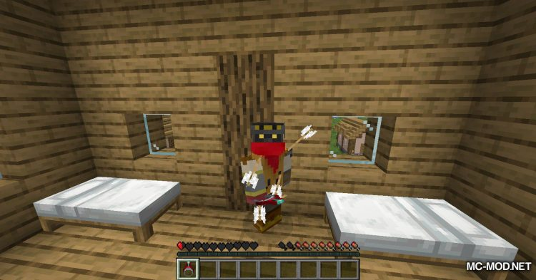 Ring of Teleport mod for Minecraft (9)