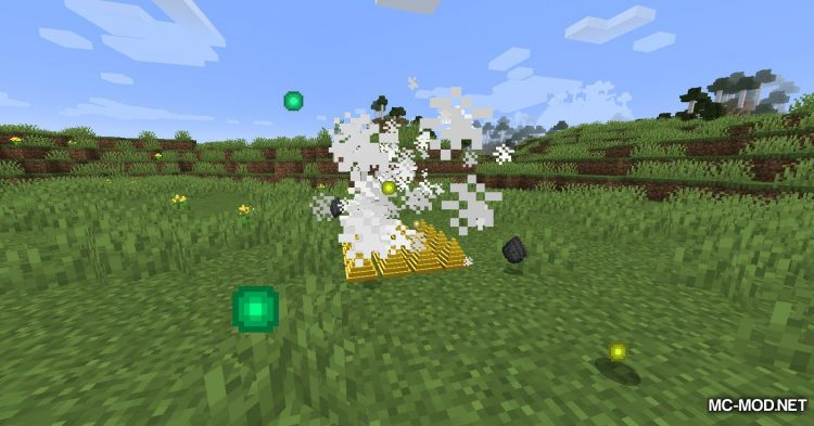 Spike Traps mod for Minecraft (10)