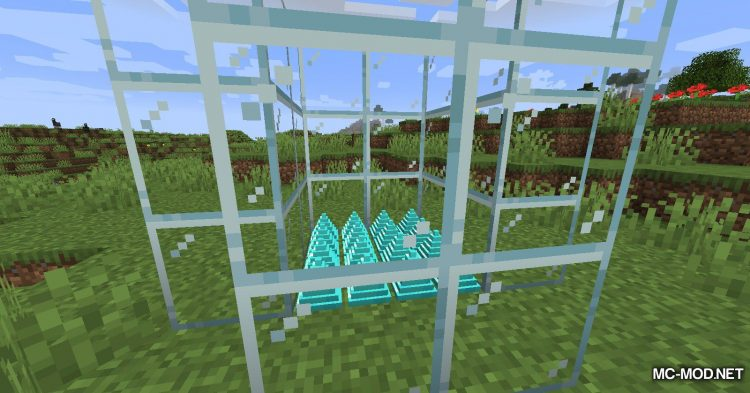 Spike Traps mod for Minecraft (14)