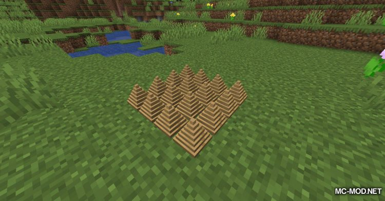 Spike Traps mod for Minecraft (3)