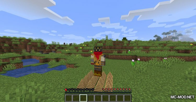 Spike Traps mod for Minecraft (4)
