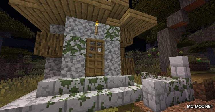 Stone Extended mod for Minecraft (7)