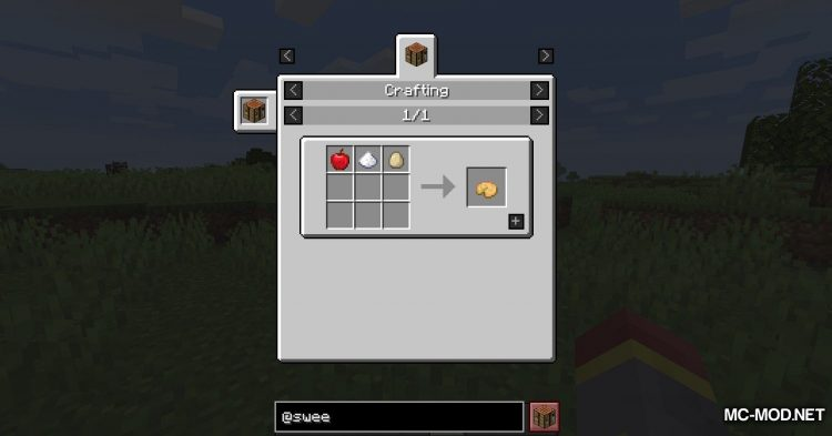Sweet Tooth mod for Minecraft (11)
