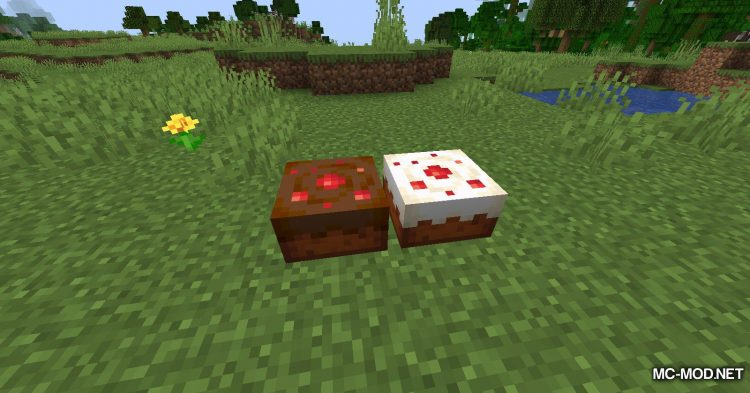 Sweet Tooth mod for Minecraft (13)
