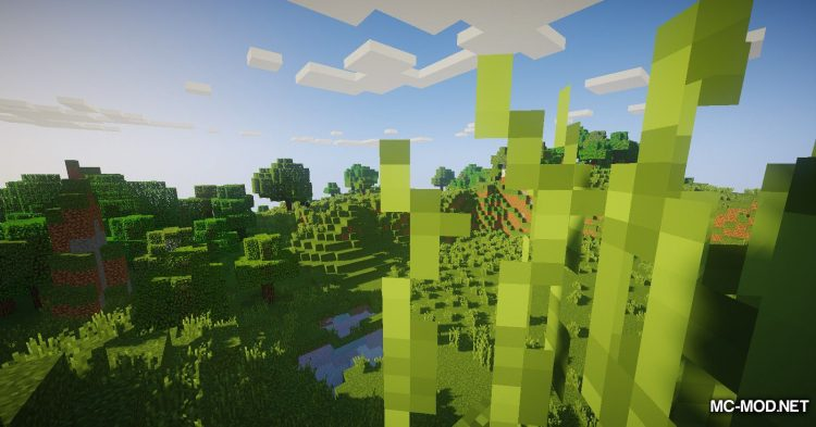 Torch Lever mod for Minecraft (2)