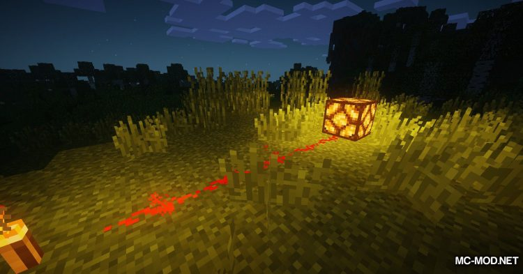 Torch Lever mod for Minecraft (8)