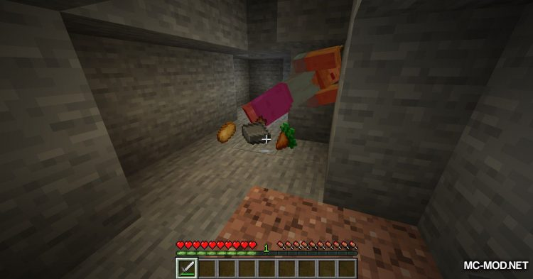 All Loot mod for Minecraft (9)