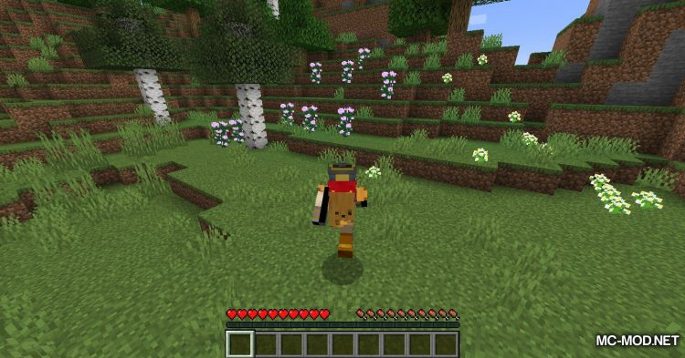 Auto Sprint Key Toggle mod for Minecraft (8)