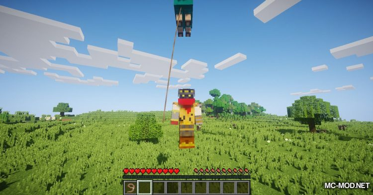 Balloon Sheep mod for Minecraft (12)