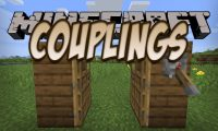 Couplings mod for Minecraft logo