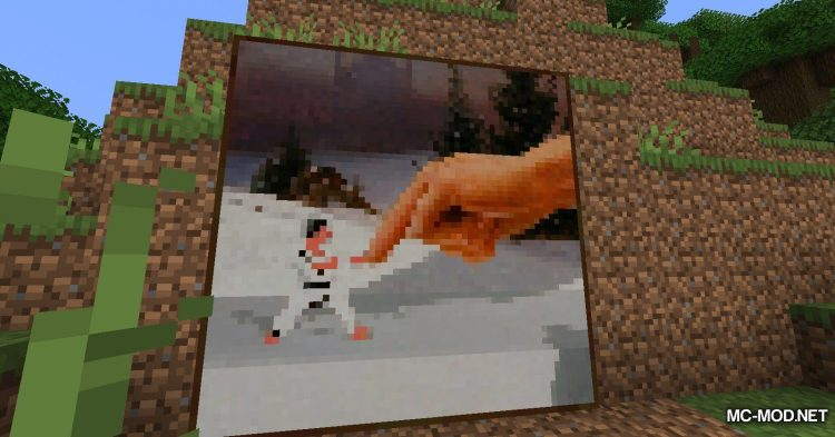 Cycle Paintings mod for Minecraft (12)