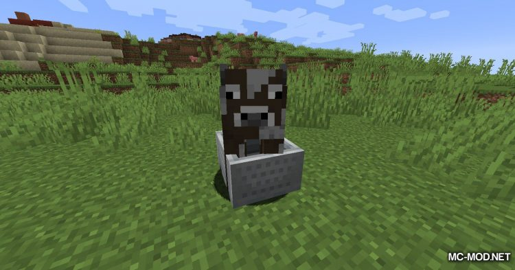 Dismount Entity mod for Minecraft (4)