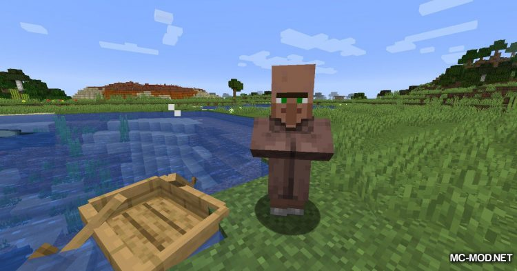 Dismount Entity mod for Minecraft (7)