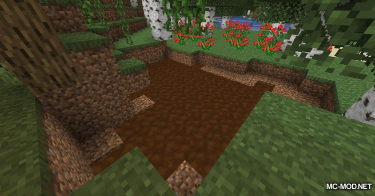 Earth Mobs mod for Minecraft (3)