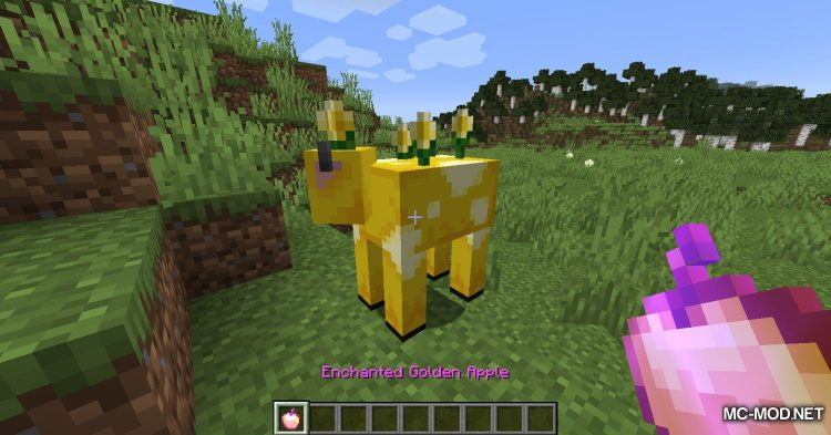 Earth Mobs mod for Minecraft (9)