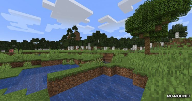 Get In The Bucket mod for Minecraft (2)