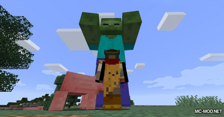 Giant Spawn mod for Minecraft (7)