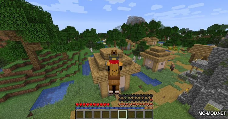 Horse Modifiers mod for Minecraft (12)