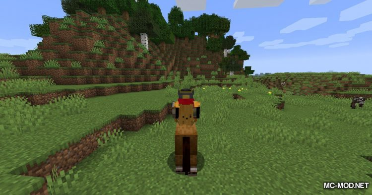 Horse Modifiers mod for Minecraft (3)