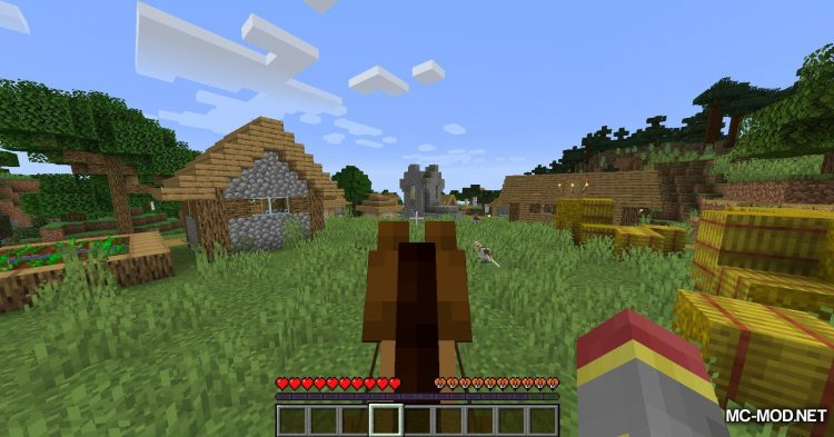 Horse Modifiers mod for Minecraft (6)