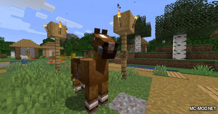 Horse Modifiers mod for Minecraft (7)