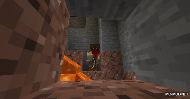 MineSafety mod for Minecraft (11)