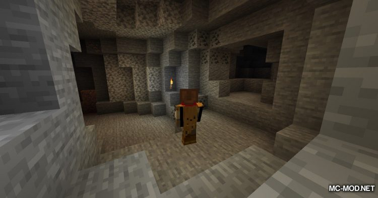 MineSafety mod for Minecraft (8)